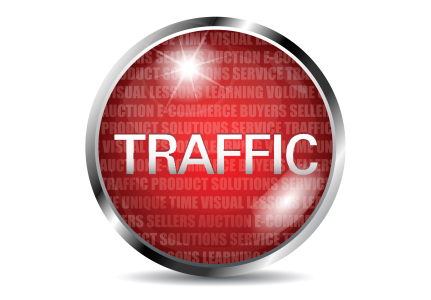 traffic-light; WEBSITE TRAFFIC