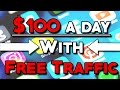 How To Make Money With Free Traffic And Social Media