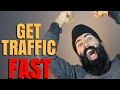 How To Get MASSIVE Traffic Online | Get Traffic To Your Website - Get Traffic To Your Blog